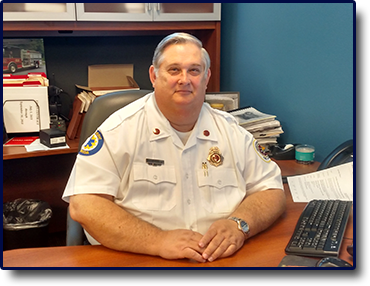 Ralph Franklin - Okeechobe County Fire Chief